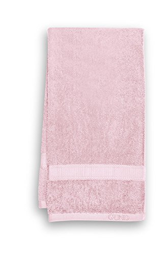GUND Bear Essential Ringspun Bath Towel, Popsicle Pink, 24'' By 48''