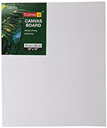 Camel Canvas Board - 25cm x 30cm