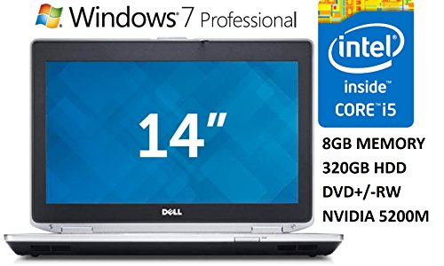 Dell Latitude E6430 14