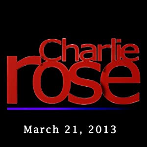 Charlie Rose: Jeffrey Hammerbacher, Itamar Rabinovich, and Martin Indyk, March 21, 2013 | [Charlie Rose]