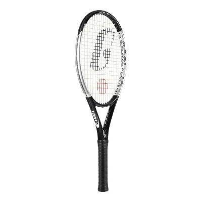 "Gamma CP-1000 Tennis Racquet , 1/2, 4 1/2""""/Black/Silver"