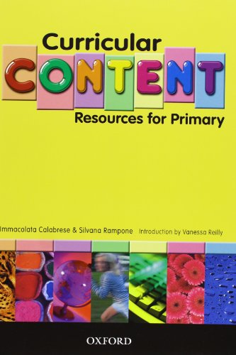 Oxford Curricular Content for Primary