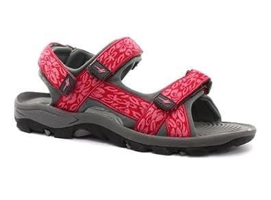 gola sherpa femme sport sandales rouge pointure 41. Black Bedroom Furniture Sets. Home Design Ideas
