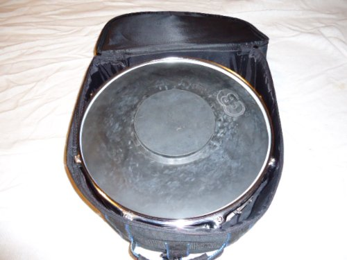"""14"""" Cb Grey Snare Drum Cb Heads With Case"""