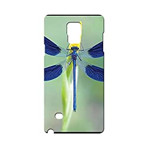 BLUEDIO Designer Printed Back case cover for Samsung Galaxy Note 4 - G7227