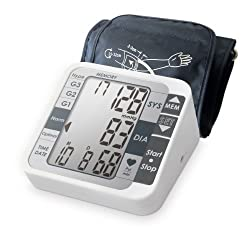 Dr. Gene TMB Accusure-TK Blood Pressure Monitor (White)