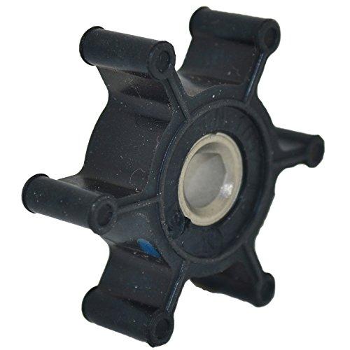 Johnson Pumps 09-1052S-9 Nitrile F3 Impeller front-836252