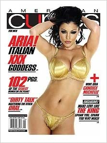 ARIA GIOVANNI~ American Curves, August 2007 (Single Issue Magazine