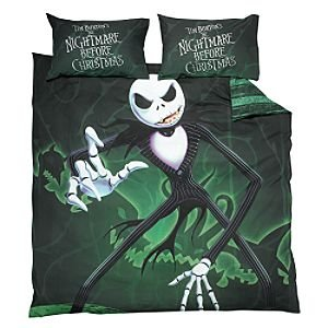 Nightmare Before Christmas Double Bed Set: Amazon.co.uk: Toys & Games