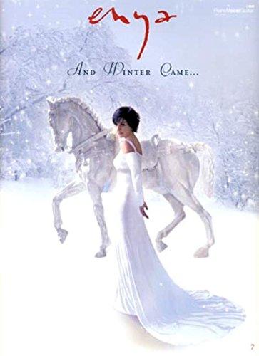 Enya And Winter Came Piano Vocal Guitar Book