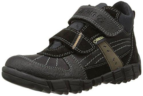 Primigi  Therin,  Sneaker ragazzo Nero Noir (Nero/Nero) 36