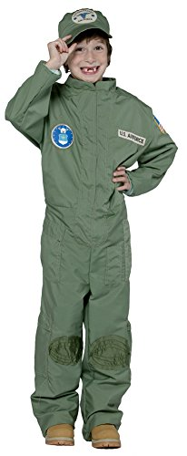 kids costumes - Air Force Child 4-6