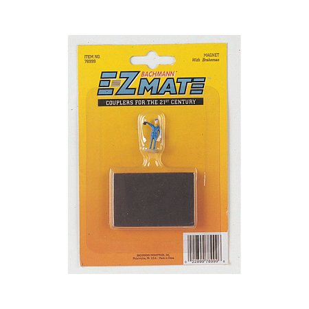 HO EZ Mate Uncoupling Magnet w/Brakeman - Buy HO EZ Mate Uncoupling Magnet w/Brakeman - Purchase HO EZ Mate Uncoupling Magnet w/Brakeman (Bachmann Industries, Toys & Games,Categories,Play Vehicles,Trains & Railway Sets)