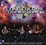 Flying Colors - Live In Europe (Ltd. 3 clear vinyl + Poster + special booklet)