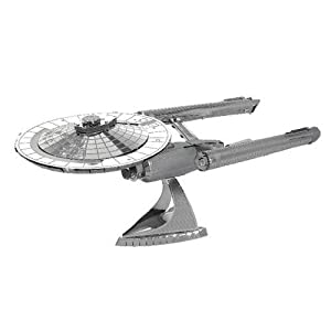 Star Trek The Original Series U.S.S. Enterprise NCC-1701 Metal Earth Model Kit