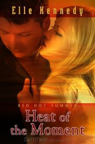 Heat of the Moment (Out of Uniform, #1)