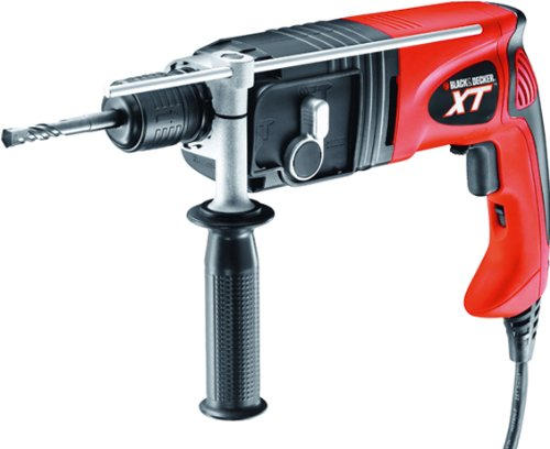 Black  &  Decker XTD24CK SDS Hammer Drill 24mm 650w