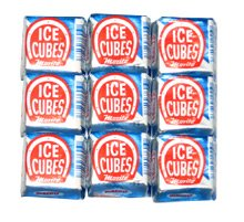 Amazon.com : Ice Cubes, Chocolate - 82 Unit Pack : Candy And Chocolate