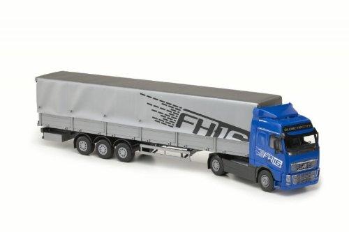 VOLVO FH 3 GL Canvas-Sidet Semitrailer 1