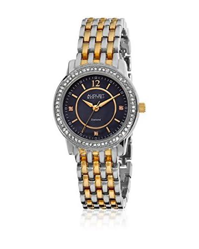 August Steiner Reloj de cuarzo AS8027TTGB Plateado / Dorado 32.5 mm