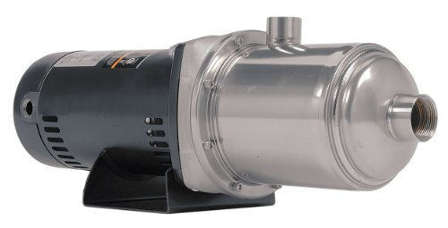 Franklin Electric - 45Fmh15S2-T - Pump, 1-1/2 Hp, 3 Ph, 208-230/460V, 2 Stage