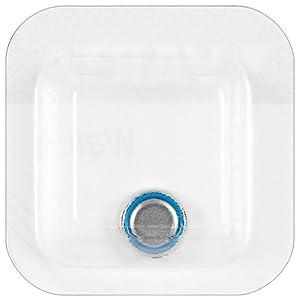Knopfzelle Uhrenbatterie ersetzt V379 / SR63 / SR521SW (Silberoxid) Varta