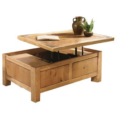 Lodge 100 Coffee Table with Lift Top