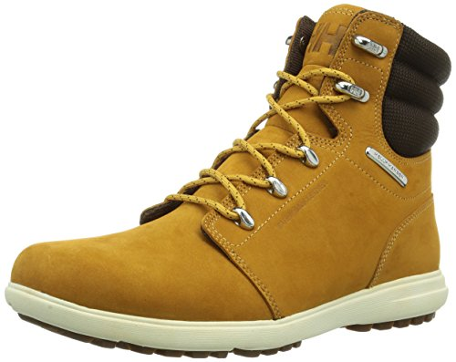 Helly Hansen - Ast, Stivali da uomo, Marrone (new wheat), 42
