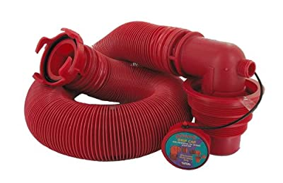 Valterra D04-0106 EZ Coupler 10' Drain Hose Kit