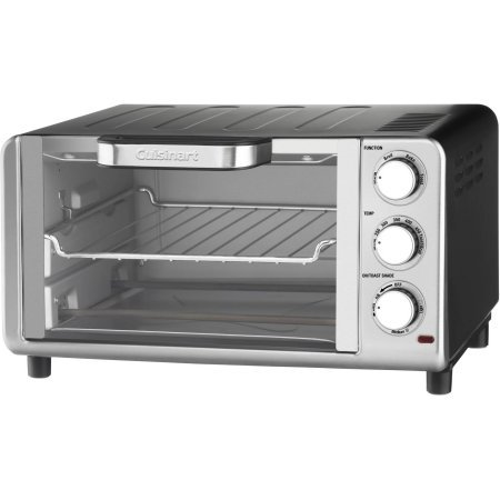 Cuisinart Compact Toaster Oven TOB-80, 1400W of power (Cuisinart Toaster Oven Compact compare prices)