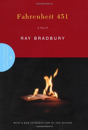 a description of the temperature at which books burn by ray bradbury Readers are still divided over science fiction icon ray bradbury, who turned   the novel's title refers to the supposed temperature at which book paper  combusts  brought about the dystopian world of book burning firemen.