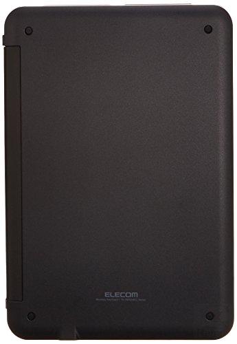エレコム ワイヤレスキーボード Bluetooth3.0 iPad mini用 ケース一体型 ブラック TK-FBP058ECBK