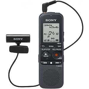 Sony ICDPX312M - Grabadora digital 2GB (hasta 500 horas de grabación)