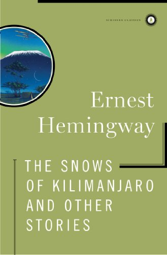 the use of language and images in ernest hemingways a clean well lighted place Ernest hemingway's a clean, well-lighted place notes, test prep materials, and homework help easily access essays and lesson plans from other students and teachers.