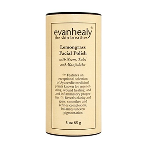 Evan Healy Lemongrass Facial Polish polish