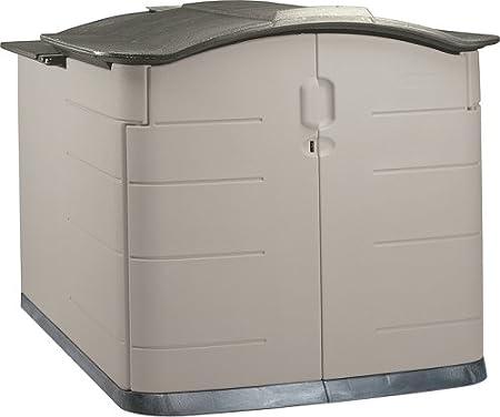shedlast: Rubbermaid large storage shed fg5l3000sdonx