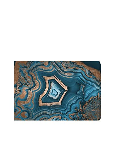 Oliver Gal Dreaming About You Geode Canvas Art