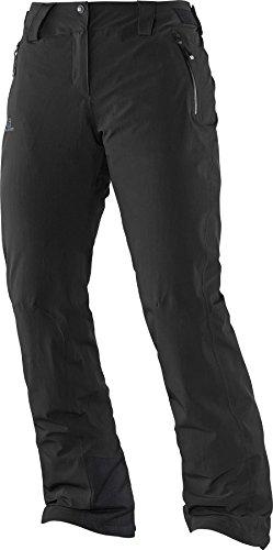 Salomon Iceglory W - Pantaloni da donna, colore Nero, taglia XL / S
