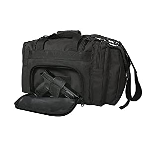 ロスコ コンシールド キャリーバッグ ブラック ROTHCO CONCEALED CARRY BAG - BLACK 2649