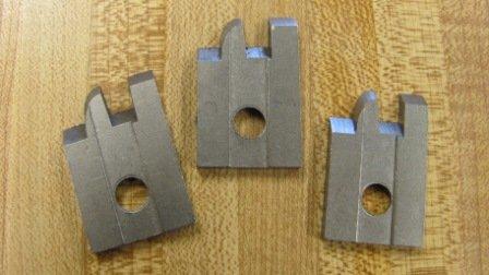 Corob Molding Knife: #30 Panel Door-Rail