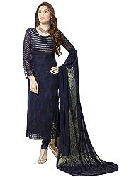 Ruaab Fashion Women Georgette Designer Salwar Kameez Dress Material(RF_AD_399)