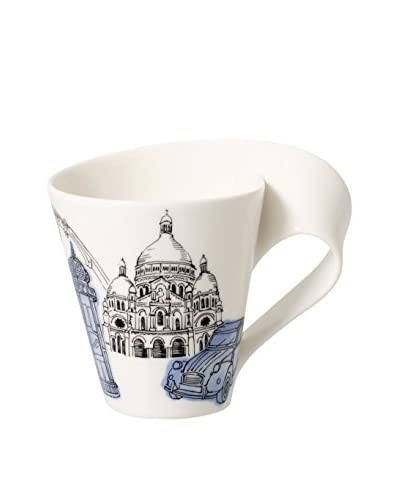 Villeroy & Boch New Wave Caffé Paris 11.75-Oz. Mug