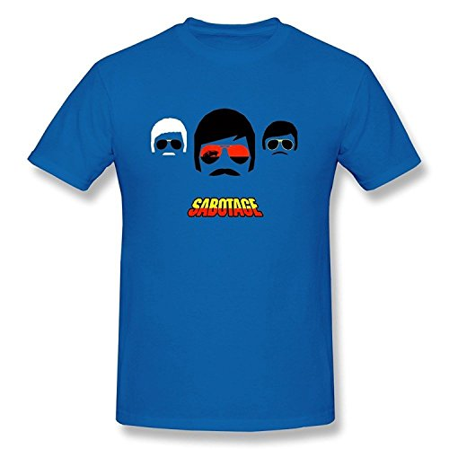 Men's Beastie Boys Sabotage T-shirt