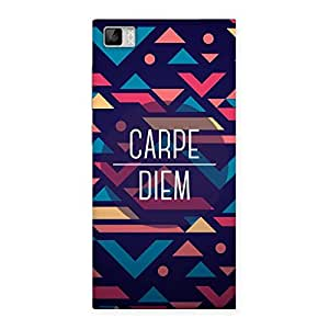 Ajay Enterprises Carpesor Back Case Cover for Xiaomi Mi3