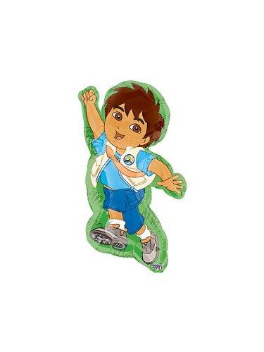 """33"""" Go Diego Go Character Balloon"""