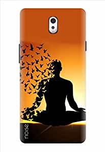 Noise Designer Printed Case / Cover for Lenovo Vibe P1 / Nature / Free Your Soul Design