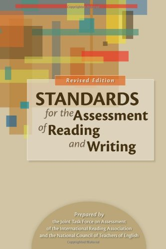 Standards for the Assessment of Reading and Writing...