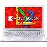 東芝 dynabook T453/33K [Office付き] PT45333KSXW (ホワイト)