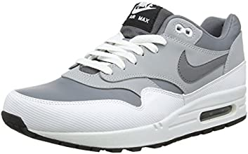 Nike Air Max 1 Leather, Men's Low-Top Sneakers