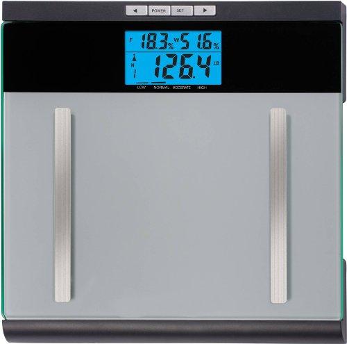 Cheap Taylor Scales 5796-41033FBC Cal-Max Body, Fat-Body, Water-Bone, Mass-Muscle Scale (579641033FBC)
